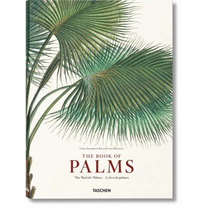 The Book of Palms, Martius Taschen