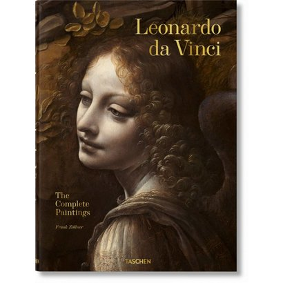 Leonardo da Vinci - The Complete Paintings Taschen