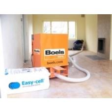 Easycell Inblaasmachine Boels verhuur.