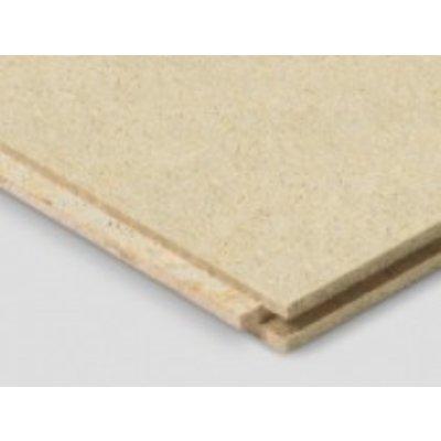 Cement gebonden vezelplaat 18 mm.