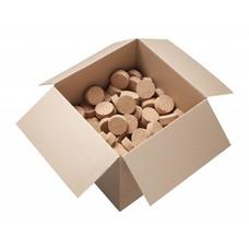 200 stuks conische kurken 65 mm dik