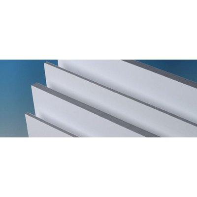 Superwand DS isolatieplaat 39 x 125 cm. voor de buitenmuren langs de binnenzijde.