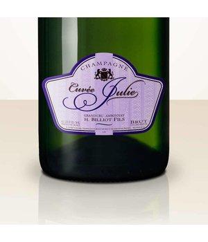 H. Billiot Cuvée Julie