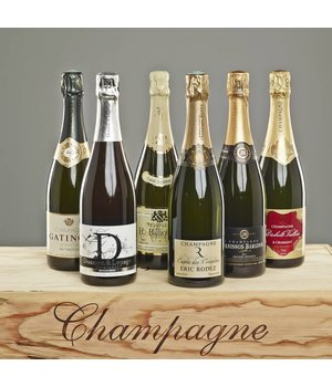 Pakete Champagne Characters Taster Pack