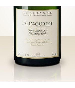 Egly-Ouriet Millésimé 2002 Brut Grand Cru