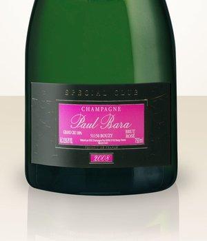 Paul Bara Special Club Rosé 2005