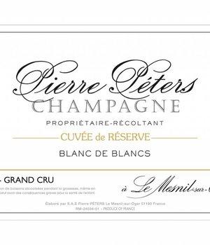 Pierre Peters Cuvée de Réserve Brut Blanc de Blancs