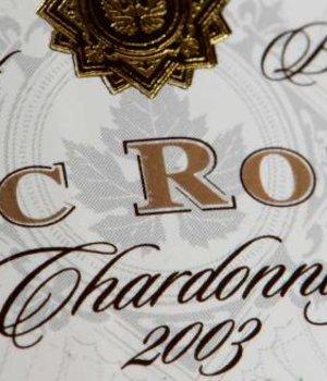 Eric Rodez Empreinte de Terroir Chardonnay 2004 - in wooden box