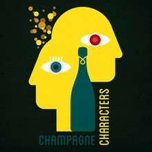Champagne Characters