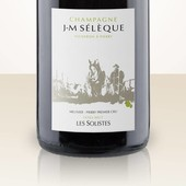 J-M Sélèque Solistes - Meunier 2011 Extra Brut