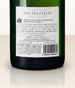 J-M Sélèque Solessence - Extra Brut