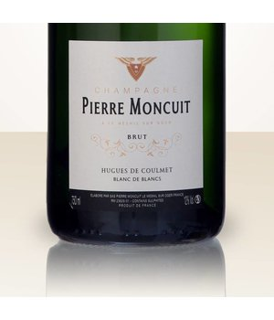 Pierre Moncuit Hugues de Coulmet Blanc de Blancs 1er Cru MAGNUM