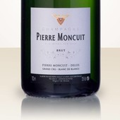 Pierre Moncuit Delos Blanc de Blancs Grand Cru DEMI