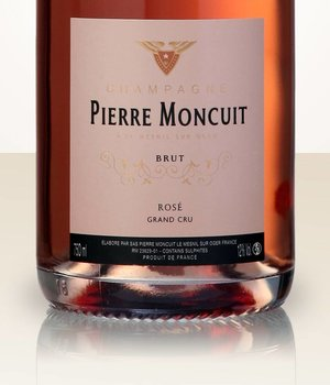 Pierre Moncuit Rosé