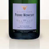 Pierre Moncuit Millesime 2005 Blanc de Blancs Grand Cru