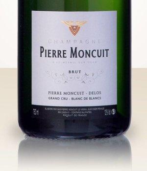 Pierre Moncuit Delos Blanc de Blancs Grand Cru Jeroboam