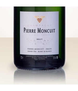 Pierre Moncuit Moncuit Delos Blanc de Blancs Grand Cru Jeroboam