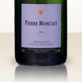 Pierre Moncuit Millesime 2002 Blanc de Blancs Grand Cru Brut