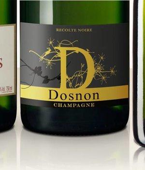 Pakete Champagner zum Fleisch - 3 Flaschen