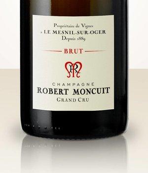 Robert Moncuit Blanc de Blancs Brut - Dosage: 8g.