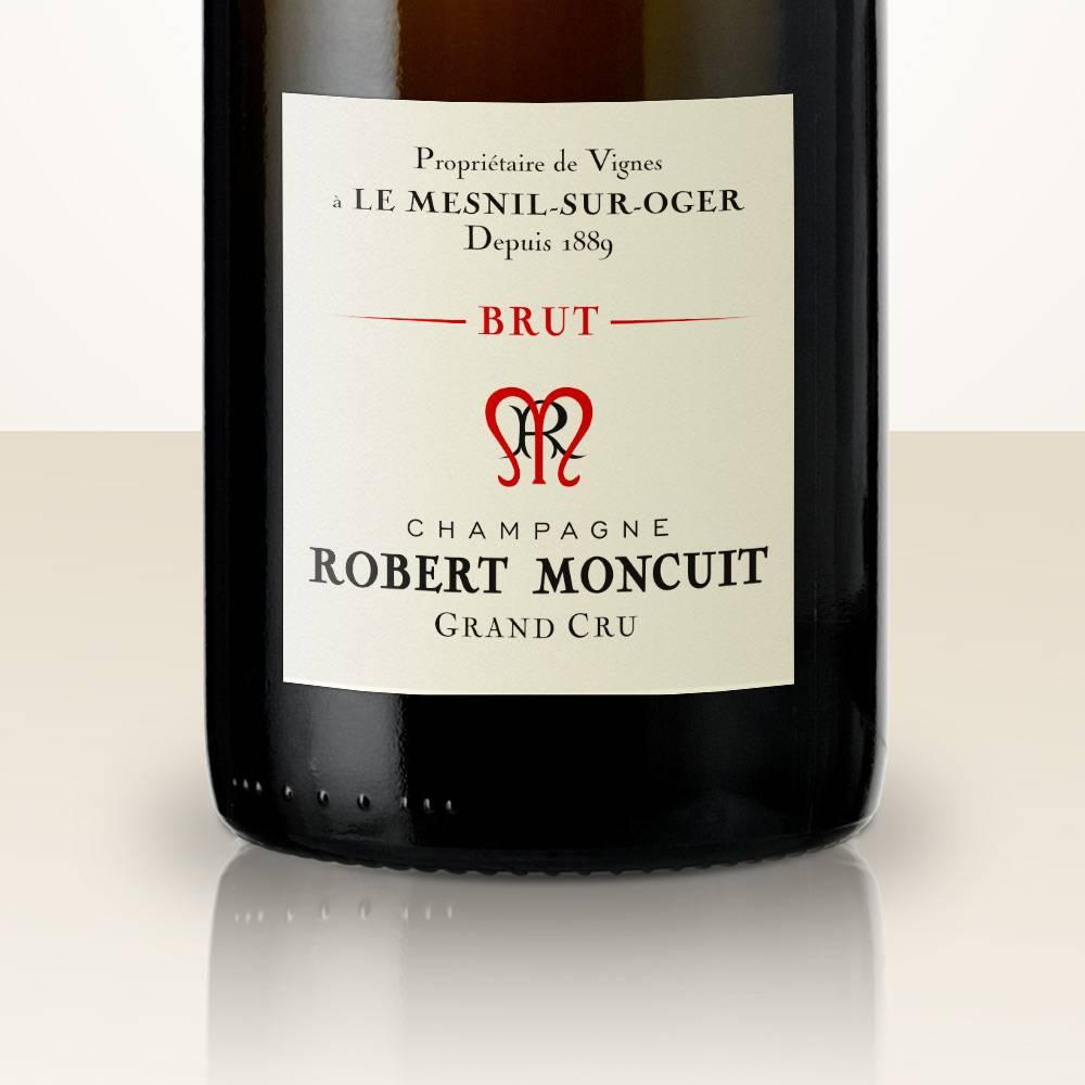 Robert Moncuit Blanc de Blancs Brut - Champagne Characters