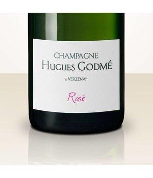 Hugues Godmé Brut Rosé Grand Cru MAGNUM