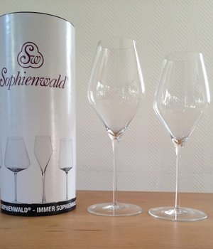 Sophienwald Champagnerglas
