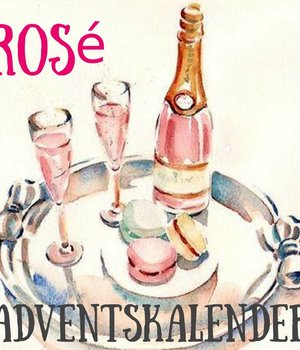 Präsente Rosé Advent Calender
