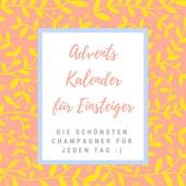 Präsente Advent Calender for starting Champagne lovers
