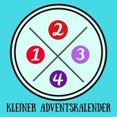 Präsente Adventskalender für 4 Advents-Sonntage