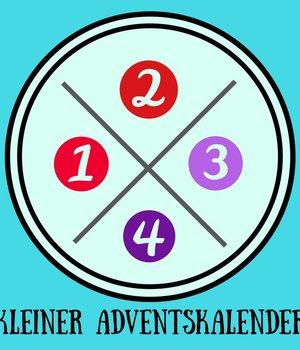 Präsente Advent Calender for 4 advent Sundays