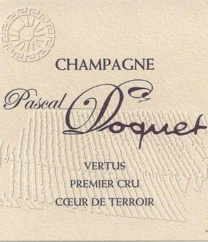 Pascal Doquet Vertus Brut 1er Cru blanc de blancs 2005