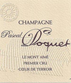 Pascal Doquet Le Mont Aime blanc de blancs Brut 1er Cru 2005