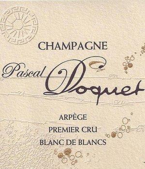 Pascal Doquet Arpege Blanc de Blancs Extra Brut