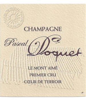 Pascal Doquet Le Mont Aime blanc de blancs Brut 1er Cru 2006