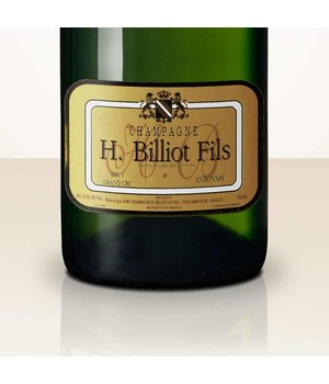 H. Billiot Millesime 2012