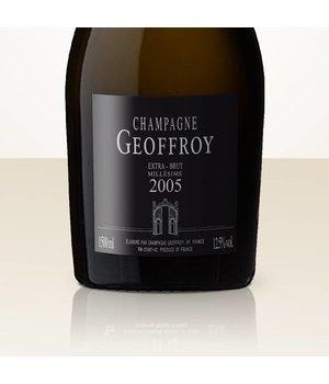 René Geoffroy Millésime 2005 Extra Brut