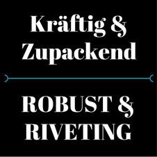 Robust & Riveting