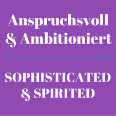 Sophisticated & Spirited
