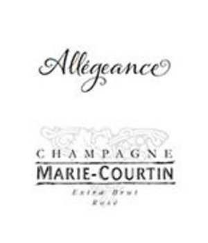 Marie Courtin Allégeance 2012 Extra Brut Rosé de Macéracion