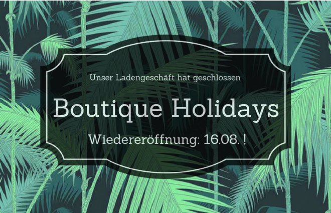 Boutique Holidays