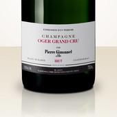 Pierre Gimonnet Oger Grand Cru Brut - Expression d'un Terroir