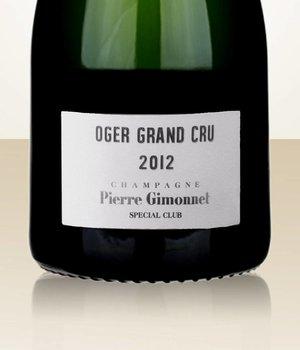 Pierre Gimonnet Oger Grand Cru 2012 Spécial Club Brut