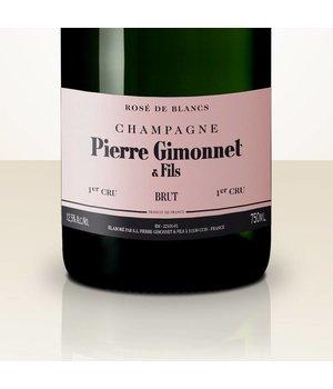 Pierre Gimonnet Rosé de Blancs 1er Cru S.A.