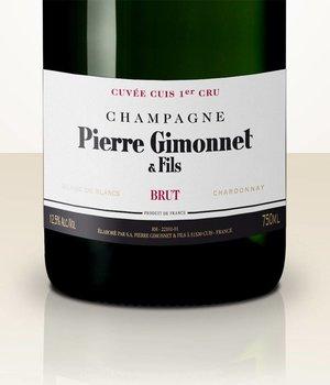 Pierre Gimonnet Cuis 1er Cru Brut DEMI
