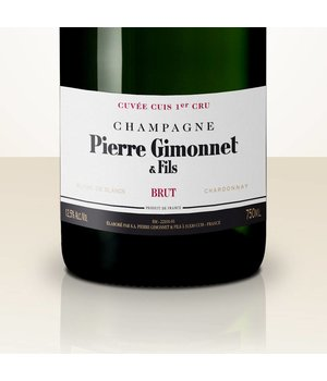 Pierre Gimonnet Cuis 1er Cru Brut JEROBOAM