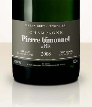 Pierre Gimonnet Oenophile 2008 Extra-Brut