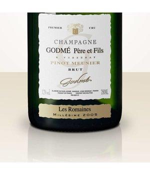 Hugues Godmé Les Romaines Pinot Meunier Extra Brut 1er Cru 2008