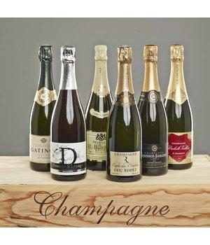 Pakete Die besten Basis Champagner