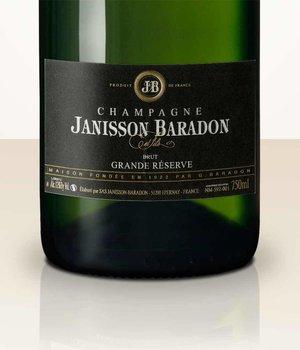 Janisson-Baradon Brut Grande Réserve Jeroboam